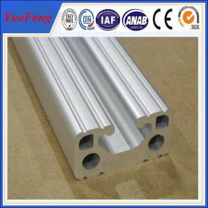 China 10mm t slot bosch extruded aluminum profile for equipment frame wholesale