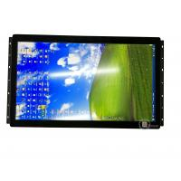 Slim 24 Inch High Definition LCD Monitor USB Pro Capacitive Touch Screen Hdmi RGB LVDS Display