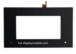 China Resolution 1024x600 Capacitive Touch Panel 10.1'' With USB / IIC Interface on sale