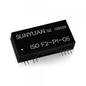 China Frequency Signal to Analog Signal Isolation Converter on sale