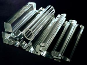 China ROHS Virgin Clear Acrylic Rods And Tubes Extruded Acrylic Tube on sale