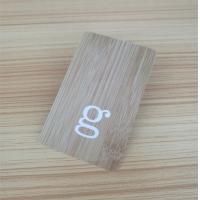 China Custom Inkjet Printable Printable Rfid Cards , Plastic Smart Rfid Business Cards on sale