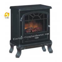 Energy Saving Indoor Fireplace Heater With Flame Effect 495*280*600mm
