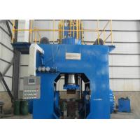 China 24 Inch Large Carbon Steel Tee Forming Machine 360KN Nominal Pressure on sale