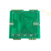 Leadfree Hal 2 Layer Led Light Circuit BoardEpoxy Paper Laminate Material