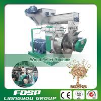 China 最もよい価格1-2t/hのステンレス鋼リングは木製の餌機械を作る死にます on sale
