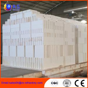 China Low density JM 23 Mullite Brick Homogeneous structure  for Annealing Furnace on sale