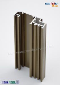 China Extruded Anodized Aluminium Profile For Window Frame / Door Frame on sale