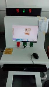 Quality 中間のサイズX光線の手荷物の走査器の高精度イメージの監視の653 * 514のMm for sale