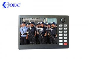 China 7.0 HD Vehicle Car PTZ Camera Keyboard Controller3- Axis Joystick LCD Monitor Display on sale