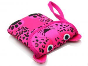 Quality cas de téléphone du néoprène de vente en gros de porcelaine d'accessries de téléphone avec le modèle animal mignon pour des enfants for sale