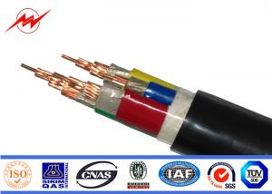 China XLPE Insulated Multi Cores Medium Voltage Cable For Power Transmission on sale