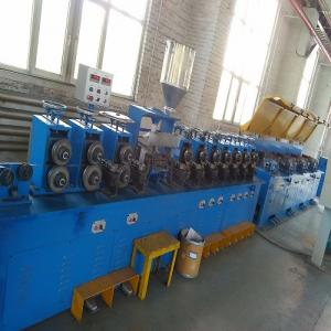 China flux cored solder wire producing line on sale