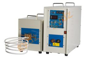 China Copper Pipe Brazing High Frequency Electric Induction Soldering Machine on sale
