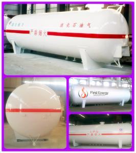 China Factory Direct Sale 50000liter LPG Storage Tank on sale