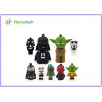 Star Wars Toys Customized Pen Drives 64gb , Cartoon Usb Flash Drive For Gift