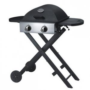 China Folding 2 burners gas grill on sale