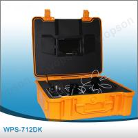 WPS712DK Articulating Video Borescope Video Camera -10℃-50℃ Work Temperature
