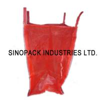 China 1.5ton open top PP Ventilated bulk bags for onion garlic potato vegetables on sale