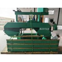 MF375/D  Electric Type Automatic  Horizontal Band Saw Machine/Sawmil For Wood Cutting