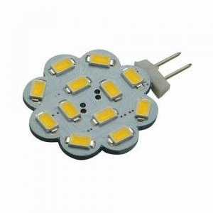 China High Intensity G4 SMD Led Light Pure Color 120 Degree Beam Angle on sale