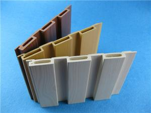 China UV Protect Indoor WPC Wall Panel on sale
