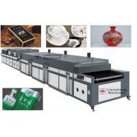 Jet Type Circulation Automatic Silk Screen Printing Machine UV Photofixation Equipment