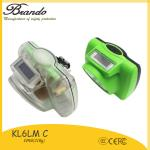BRANDO KL6-C stronger light penetration explosion proof miners headlamp msha miner lamp