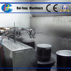 China Fully Automatic Paint Coating Lines Durable For Electric Rice Cooker Pot on sale