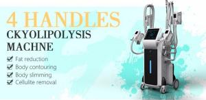 China Cryolipolysis Slimming Machine heat vibrative wholesale slimming massage applian on sale