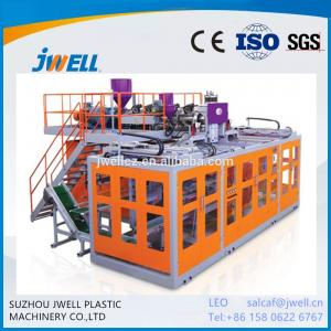 China Big Clamp Force Plastic Moulding Machine Auto Deflashing  Easier Dismounting on sale