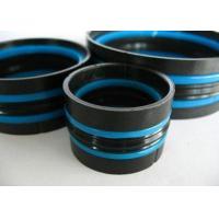 DAS / KDAS Polyurethane Piston Seal , Silicone Rubber Washers For Machine Tools