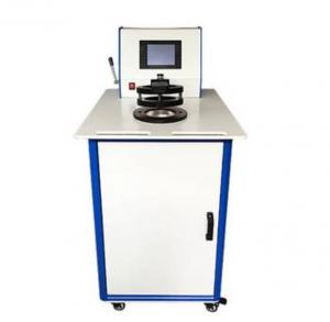 China Textile Testing Equipment Air Permeability Tester For Testing Of Fabrics Determination on sale