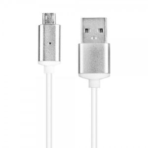 China Durable Usb Charging Cable , Quick Response Micro USB Data Cable Zinc Alloy Shell on sale