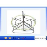 China El cable de la perforación de FRP que pone el conducto de cable de las herramientas 6m m el 100M Roces para las telecomunicaciones proyecta on sale