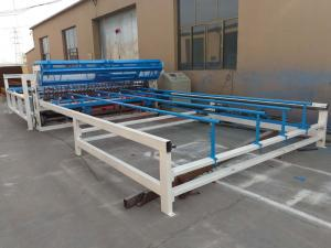 China Latest Technology Fence Mesh Panel Welding Equipment For Width 2500mm on sale
