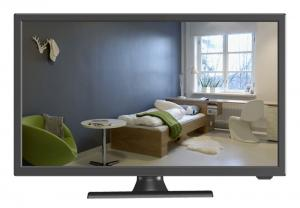 China Widescreen 18.5 Inch DVB T Digital TV DC 12V PVR MPEG4 H.264 For Living Room on sale