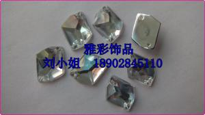 China Acrylic diamond, acrylic diamond imitation station, Taiwan acrylic drilling on sale