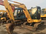 Komatsu PC55 PC60 PC200 Used Cheap Price Crawler Mini Japanese Digger Excavator