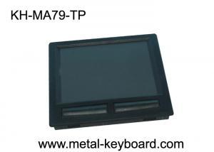 China Material plástico industrial rugoso sellado negro de los botones de ratón de la alfombrilla de ráton 2 de la prueba del polvo on sale