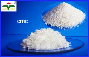 China Fluid loss control additives Oil Drilling CMC powder and granular ( CAS No. 9004-32-4 ) on sale
