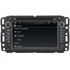 China Chevrolet Traverse Android GPS Navigation Stereo 2009 - 2012 High Resolution HD on sale