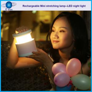 China Mini stretching lamp / innovative rechargeable touch small night led lamp on sale