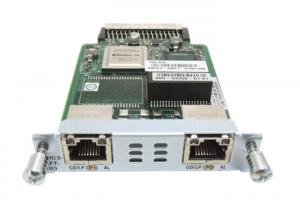 China 2 Port Cisco Network Module Multi Function Trunk Voice Card VWIC3-2MFT-G703= on sale