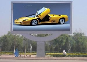 China P5 Large Outdoor SMD LED Display Clear High Definition RoHS Certificated on sale