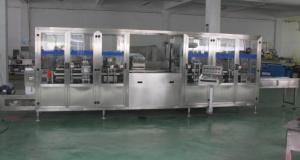 China 22kW Automatic Sealing Machine Thermoforming Filling And Sealing Machine on sale