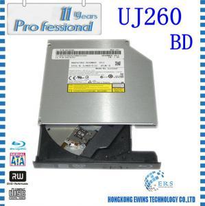 China UJ260 China High Quality Super Multi 12.7mm SATA Tray Load Laptop Internal Blu-ray Burner on sale