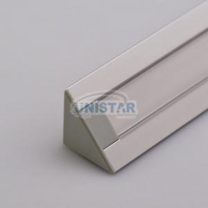 China PAC-ALU Series Angled Corner Mount LED Aluminium Profile Housing For Led Tape Light on sale
