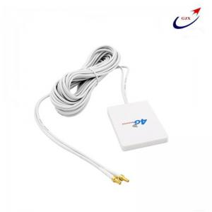 China For 4G HUAWEI ZTE USB modem 12dBi 4G 2X TS9 mimo ABS panel antenna Low Price on sale