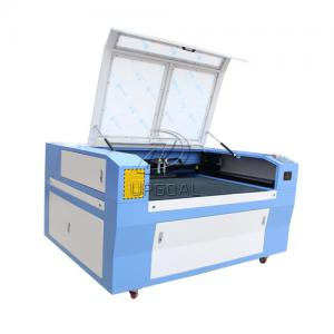 China Cheap 1390 Titanimum Plate OSB Board Laser Cutter Engraver Machine with Dual Heads on sale